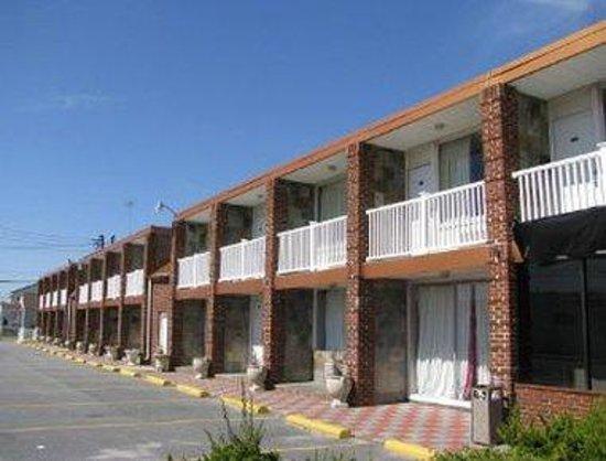 Knights Inn Atlantic City: Exterior