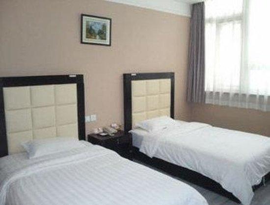 Super 8 Hotel Beijing Huilongguan Dong Da Jie: 2 Twin Bed Guest Room