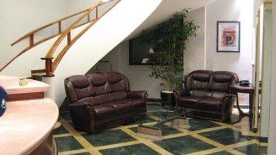 Cervara Park Hotel : RECEPCION