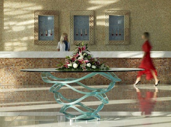 Atrium Prestige Thalasso Spa Resort and Villas: Lobby view