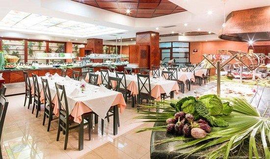 Delfin Siesta Mar: Restaurante