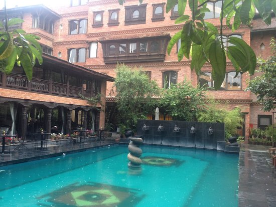 Dwarika's Hotel : Pool