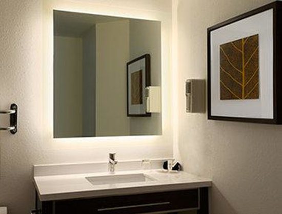 Hawthorn Suites by Wyndham Hartford Meriden: Bathroom