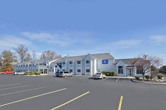 Americas Best Value Inn & Suites, Sunbury/Delaware,Ohio : Exterior