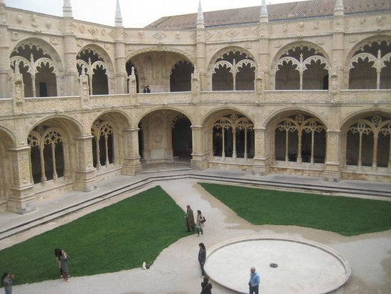 Monasterio de los Jerónimos: Mosteiro dos Jerônimos