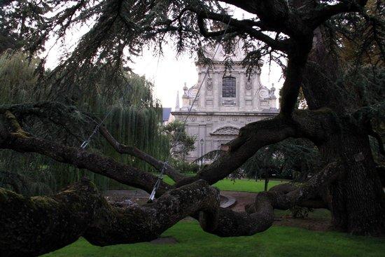 Hotel de France et de Guise : Парк поблизости