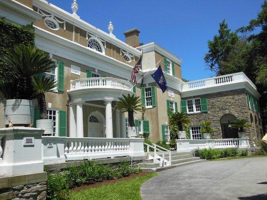Franklin Delano Roosevelt Home : FDR Home - Springwood