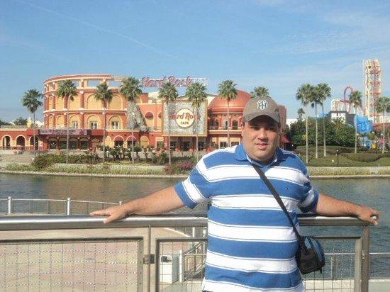 Universal CityWalk: City Walk Universal