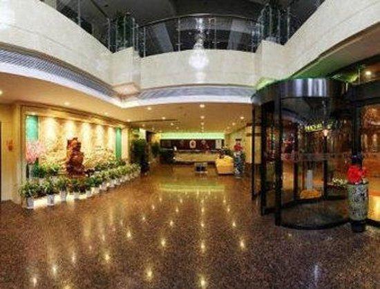 Super 8 Hotel Baoji Railway Station: Lobby