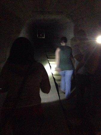 Waverly Hills Sanatorium: The body chute
