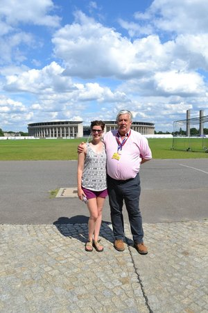 Insider Tour: Nigel and Mollie at Olympic Stadium