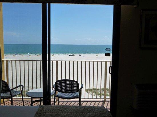 Bilmar Beach Resort : Incredible balcony view