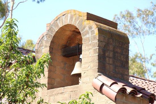 Mission San Luis Obispo de Tolosa: Small Bell Tower