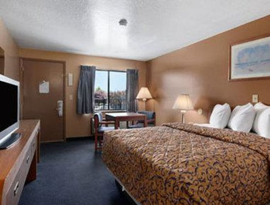 Howard Johnson Boise Airport : Guest Room