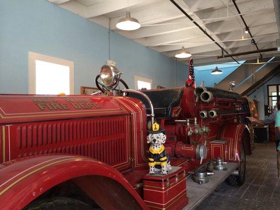 Key West Firehouse Museum : .