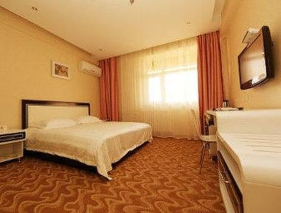 Wenshang County, จีน: Standard 1 King Bed Room