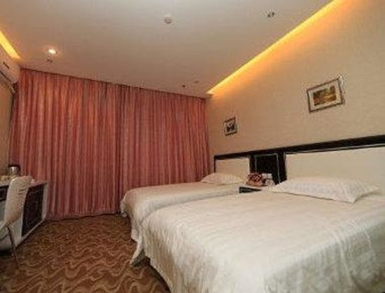 Wenshang County, จีน: Standard 2 Twin Beds Room