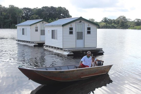 Tauari Inn Lodge : Extra rooms being delivered for the world cup