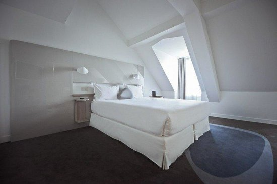 Hotel Le Marcel: guest room