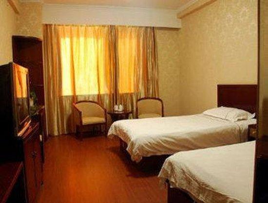 Super 8 Qingdao FU Zhou Bei Lu: Twin Bed Room