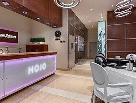 Howard Johnson Manhattan Soho: Lobby