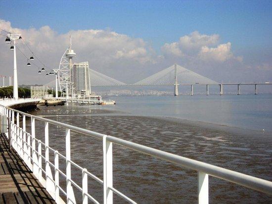 Vasco da Gama Bridge : Ponte Vasco da Gama
