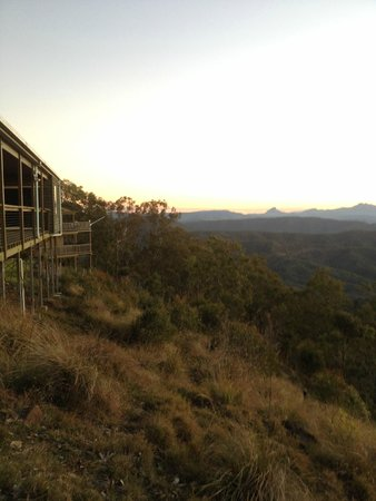 Cainbable Mountain Lodge : View of Chalet 3