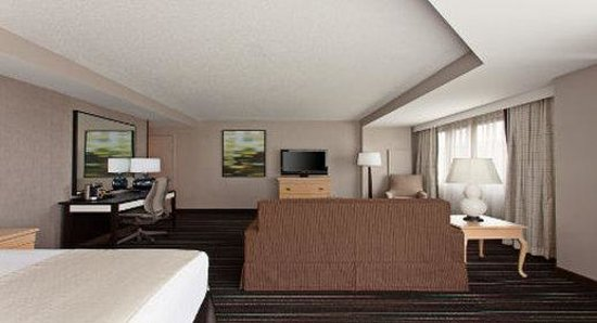 Wyndham Irvine-Orange County Airport: Junior Suite