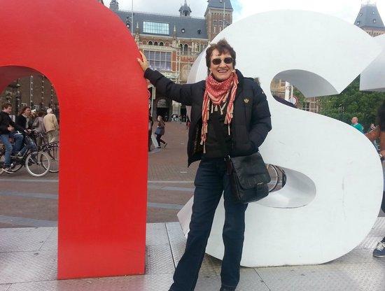 Museum Quarter: I Amsterdam