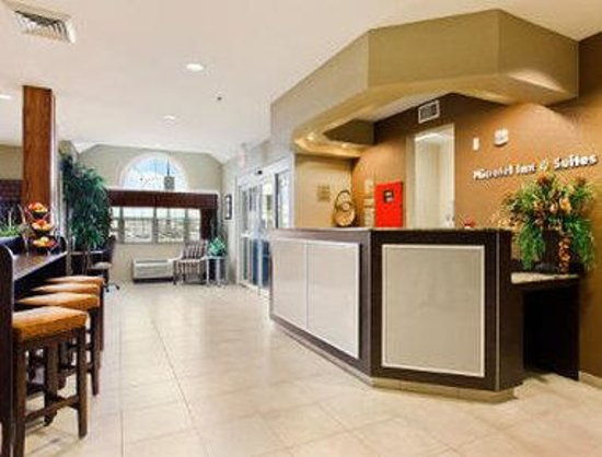 Microtel Inn & Suites by Wyndham Buda at Cabela's : Lobby