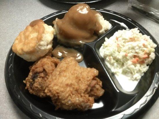KFC: 2 piece meal