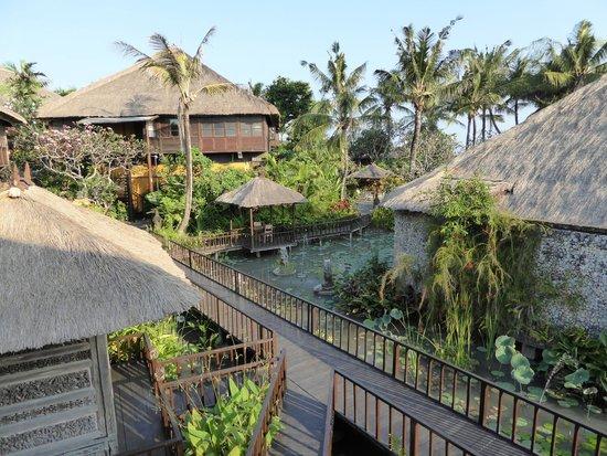 Hotel Tugu Bali: Deel van het hotel complex