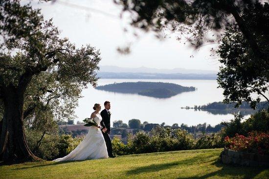 Villa San Crispolto : Perfect wedding