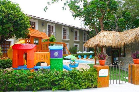 Binniguenda All Inclusive : Kids Club Conejos
