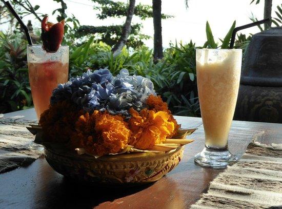 Hotel Tugu Bali : Restaurant