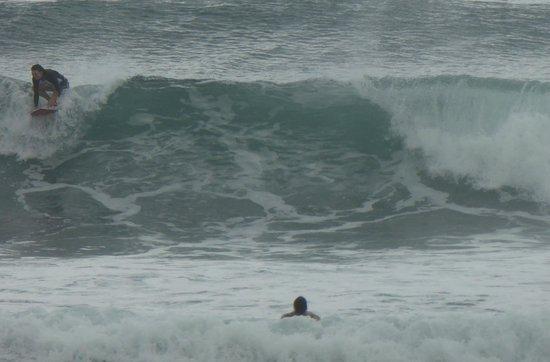 Hotel Tugu Bali : Surfen of chillen