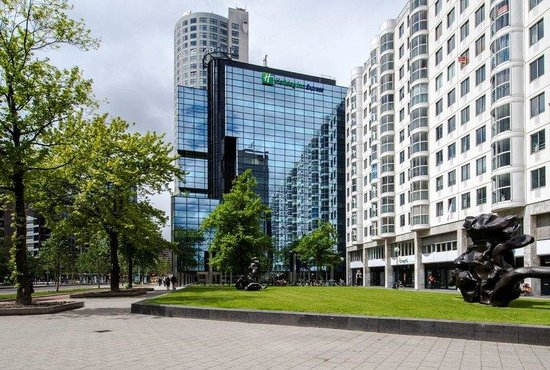 Holiday Inn Express Rotterdam - Central Station : Welcome to the brand new city centre hotel in Rotterdam
