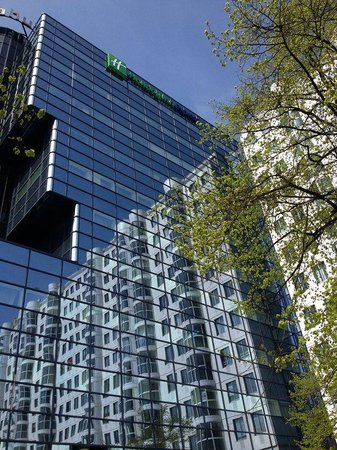 Holiday Inn Express Rotterdam - Central Station: Welcome to the Holiday Inn Express Rotterdam Central Station!