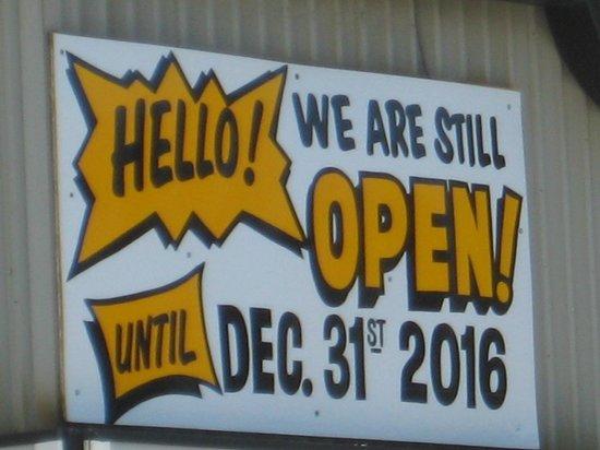 Honest Ed's: Closing soon!