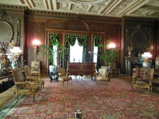 Vanderbilt Mansion National Historic Site: Vanderbilt Mansion Interior