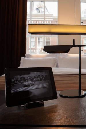 Guest Room at Sir Albert Hotel Amsterdam