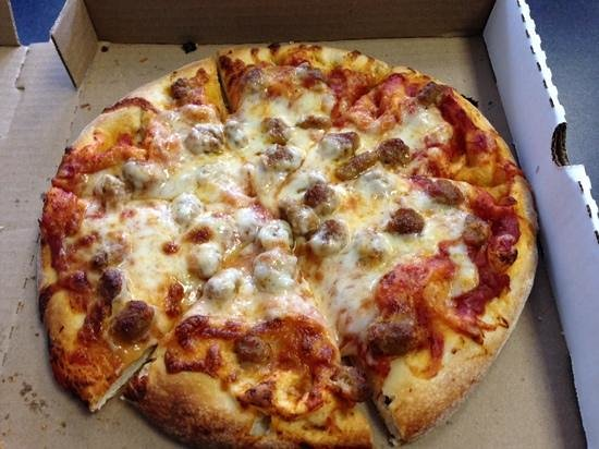 Main Street Pizza: ind pizza 10inch