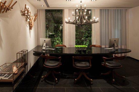 The Study at Sir Albert Hotel Amsterdam