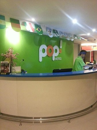 POP! Hotel Kuta Beach: For your basic needs