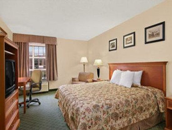 Days Inn Columbus Airport: Standard King Room