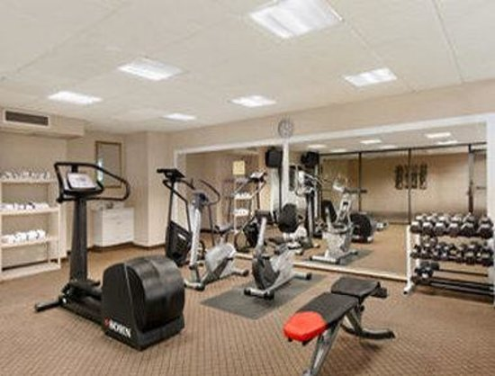 Days Inn Columbus Airport: Fitness Center