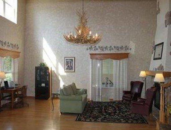 Baymont Inn & Suites Waunakee : Lobby