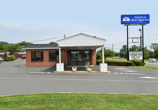 Americas Best Value Inn - Bridgewater
