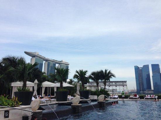 Mandarin Oriental, Singapore: Swimming Pool
