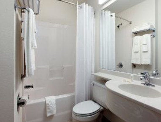 Microtel Inn & Suites by Wyndham Sayre: Bathroom